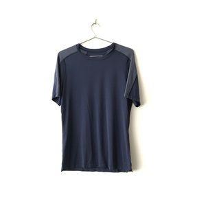 Lululemon Men T-Shirt Navy